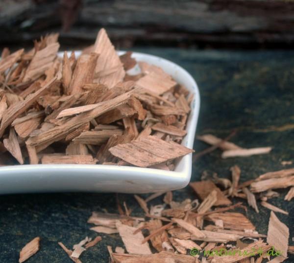 Limousinholz geschnitten