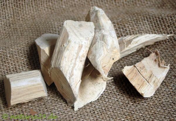 Quassiaholz, Bitterholz Stücke