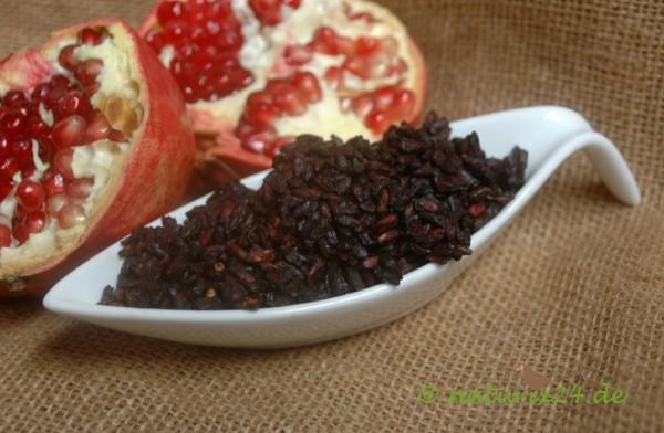 Granatapfelkerne geröstet