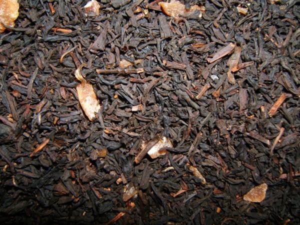 Schwarzer Tee BIRNE
