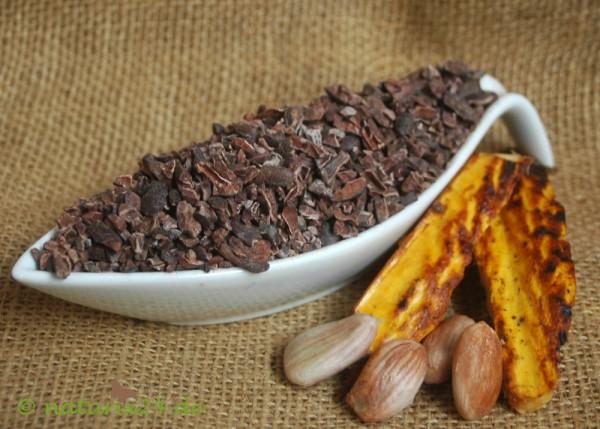 Kakaobruch geröstet