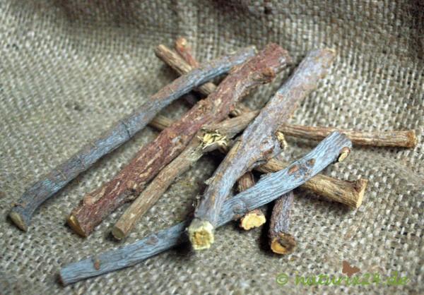 Süßholzwurzel natur ganz