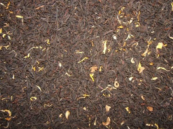 Schwarzer Tee SANDDORN-SAHNE