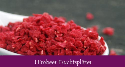 Himbeerchrunchies