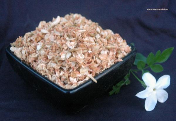 Jasminblüten geschnitten