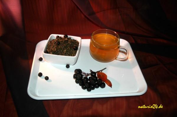 Grüner Tee Aronia