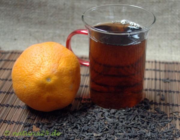 Schwarzer Tee ORANGE