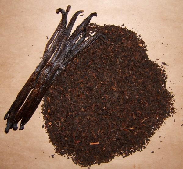 Schwarzer Tee Broken VANILLE