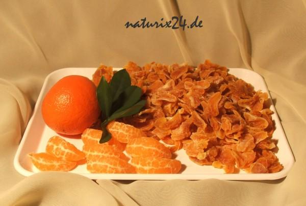 Mandarinen gezuckert