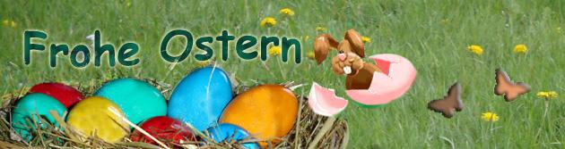 Frohe Ostern wünscht das team von Naturix24
