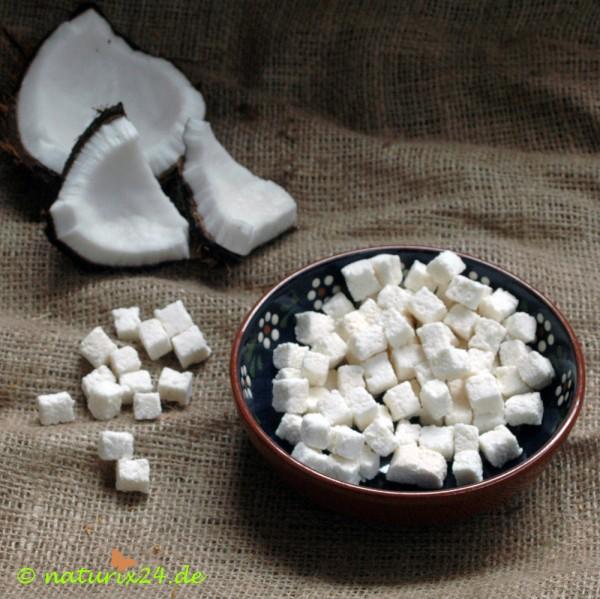 Kokoswürfel süß soft