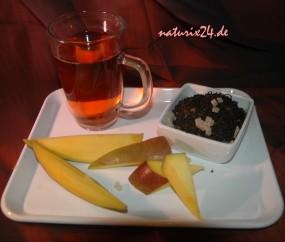 Schwarzer Tee Mango