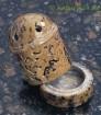 Räucherkuppel aus Speckstein