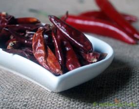 Chilies ganz 4-7 cm