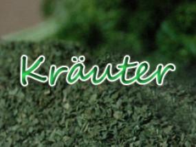 Grün - Grüner - Kräuter