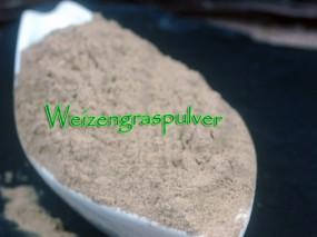 Neu im Naturix24 Shop - Weizengraspulver